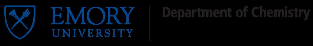 Emory University Department of Chemistry logo